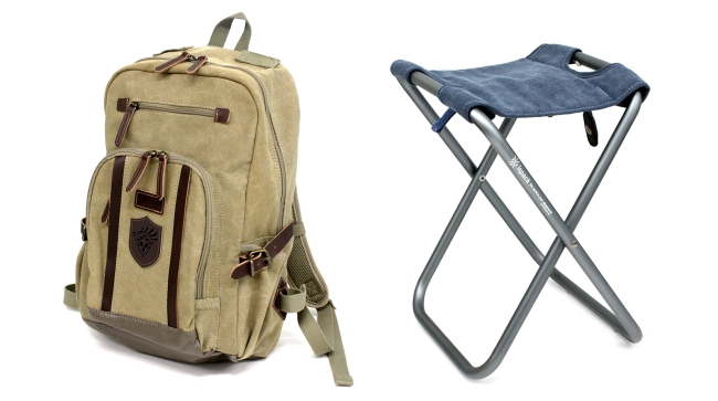 s chair can be removed from the backpack, it can be used separately You